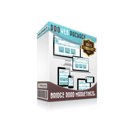 Pro Web Design Package