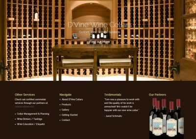 D'Vine Cellars