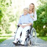 senior living assisted living web design