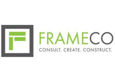FrameCo – Website Redesign