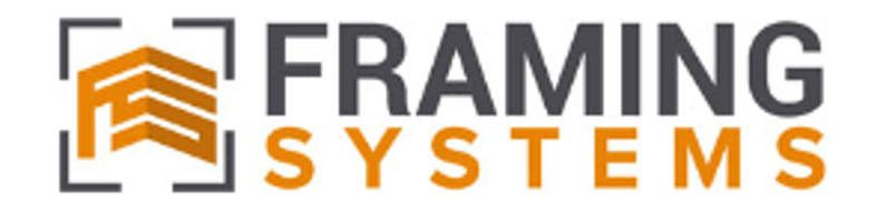 Framing Systems – Website Design