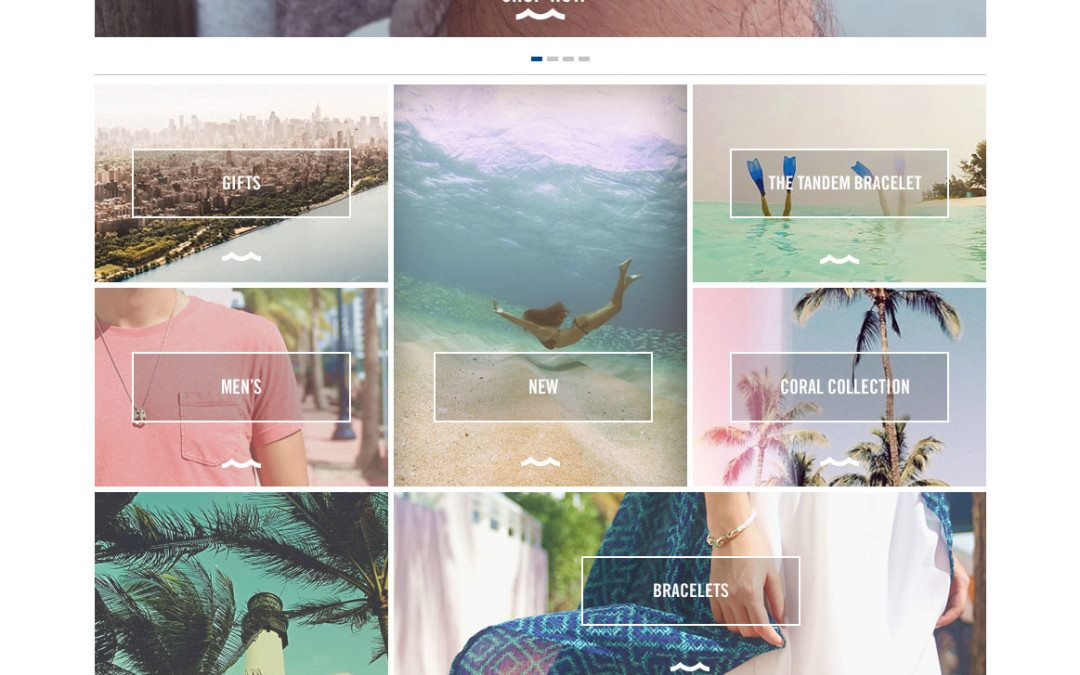 Sailormade Magento Ecommerce Website a Lifestyle Brand